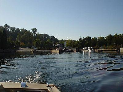 Lake Washington/Union with Brent