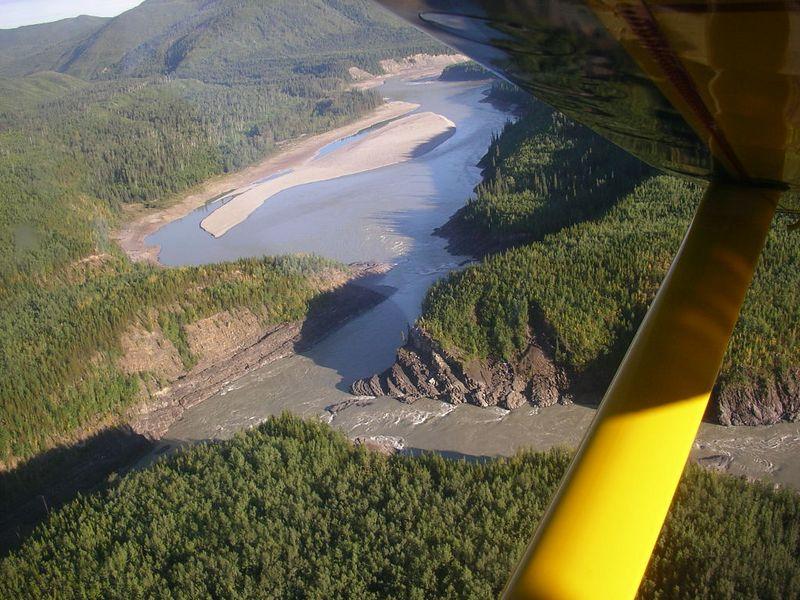 Devil's gorge, looking downstream.