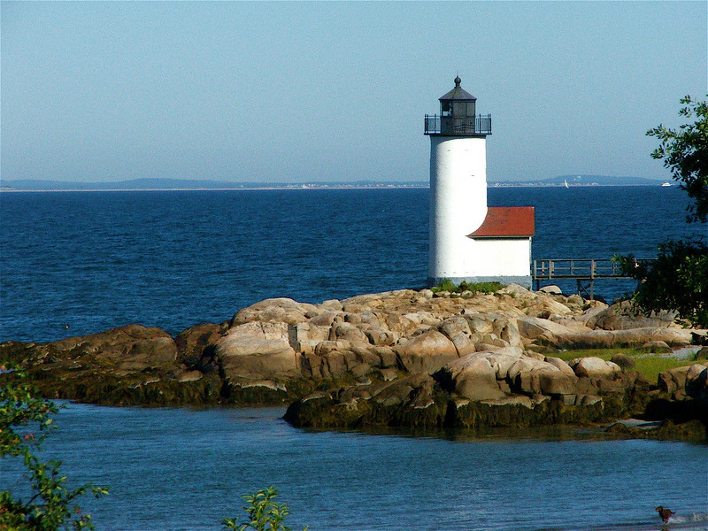 Annisquam Light, Wigwam point,  MA
