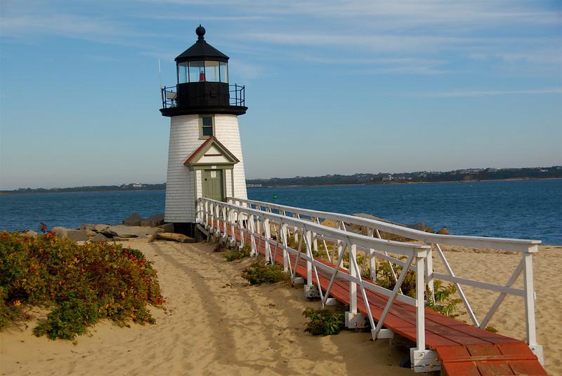 Brant Point Light, Nantucket Island, MA