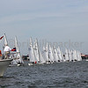 Lightning Wild Oyster Regatta Nov 2013 :