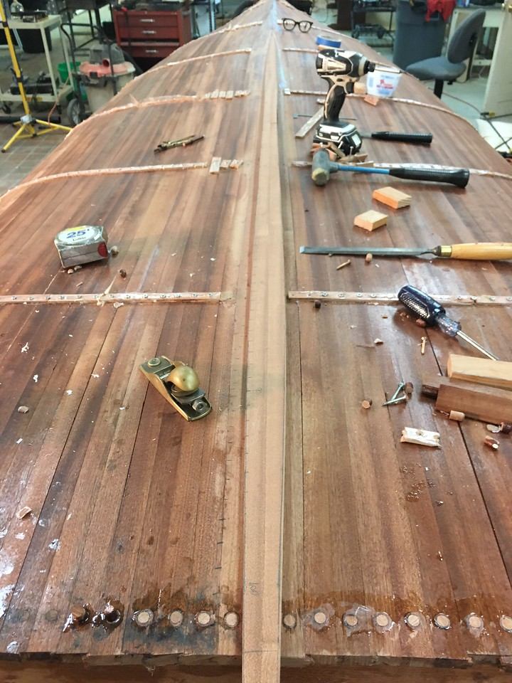 Whiskey Plank