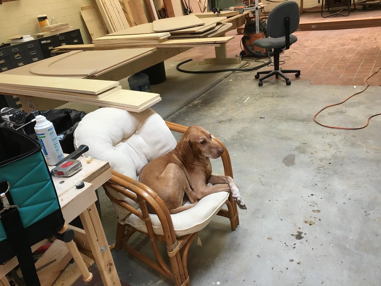 Shop Foreman