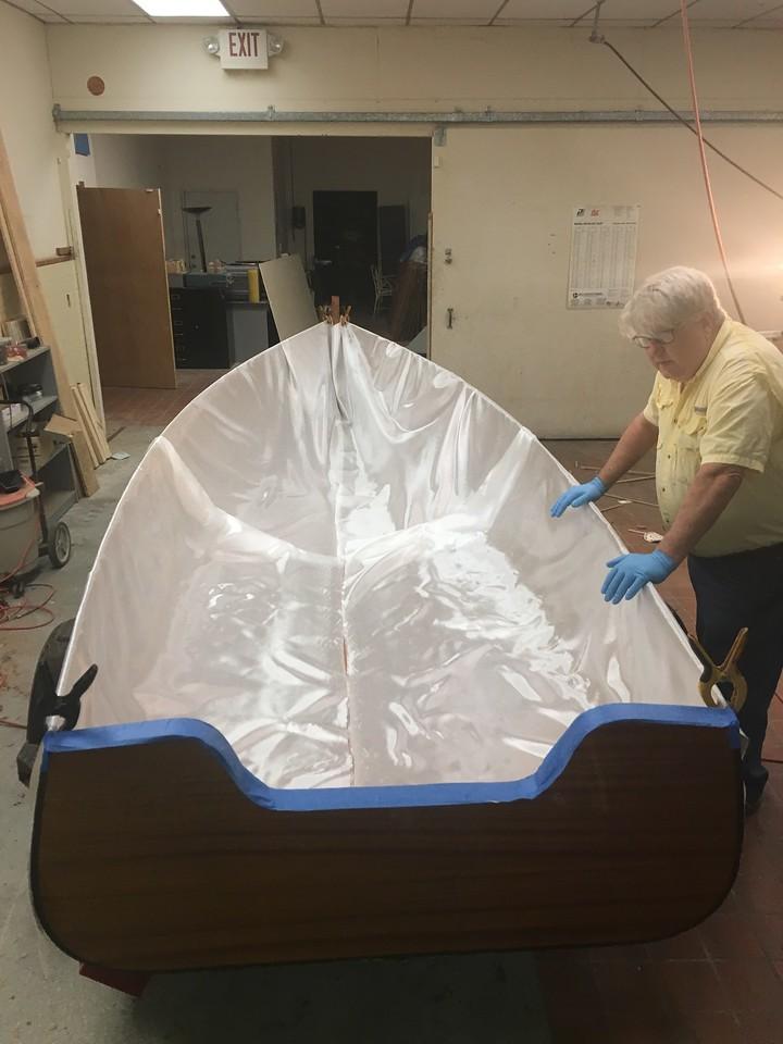 6 oz. fiberglass cloth