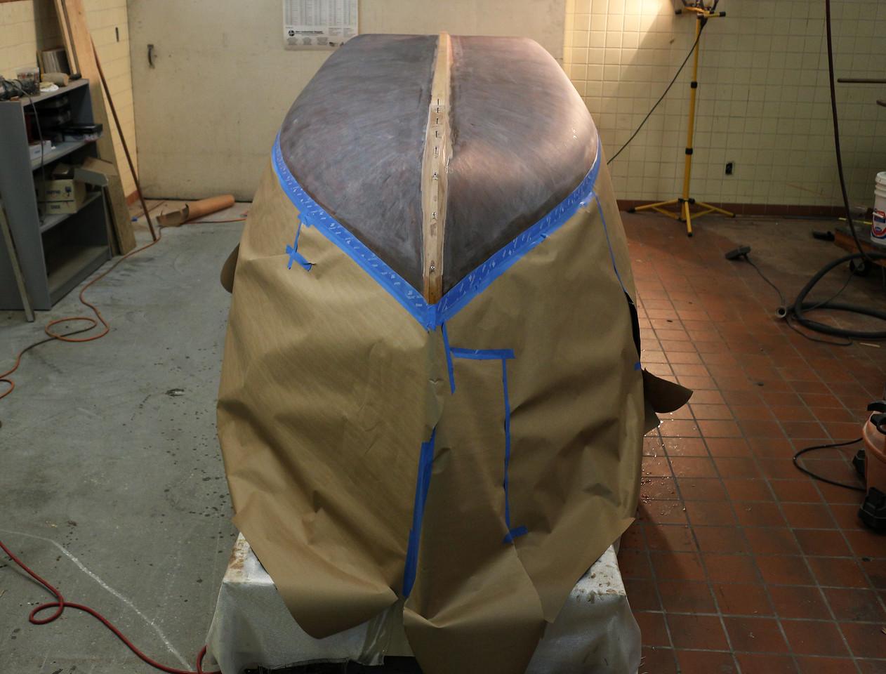 The Masked Avenger