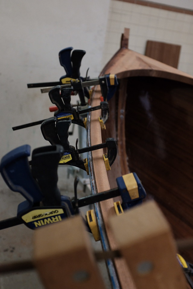 Clamps Clamps and more Clamps