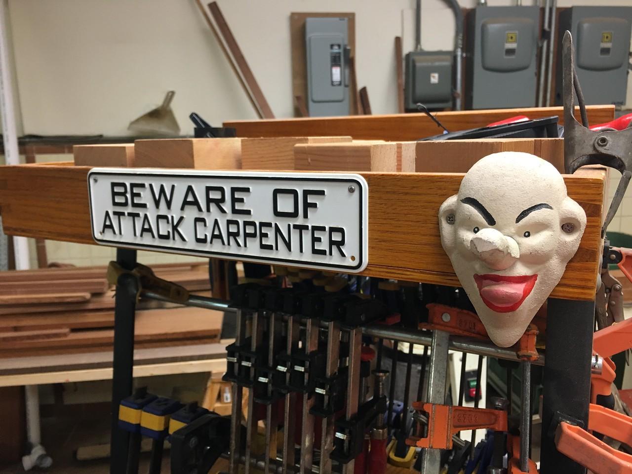 Attack Carpenter