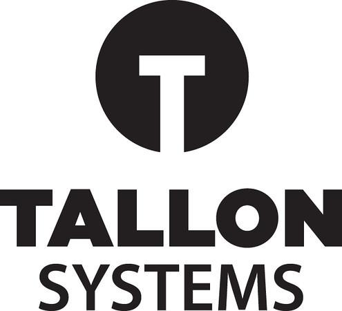 Tallon Logo SPOT Black