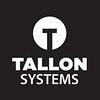 Tallon Logo SPOT WhiteOnBlack