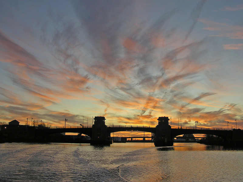 Nov 16, 2009, Quinnipiac River, New Haven