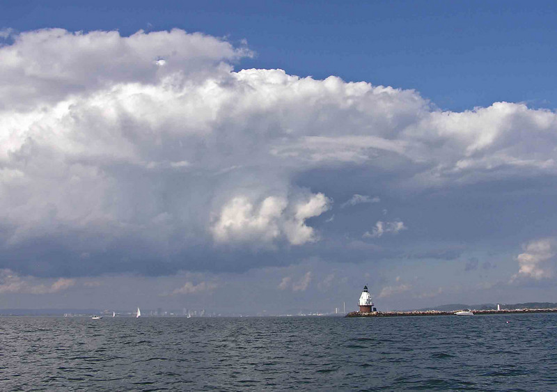 Outer Breakwater, New Haven,