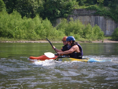 Bottom Gauley 5.30.10