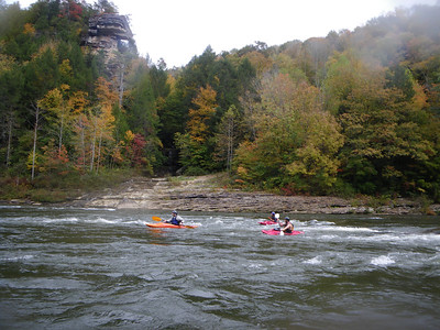Lower Gauley 10.10.11