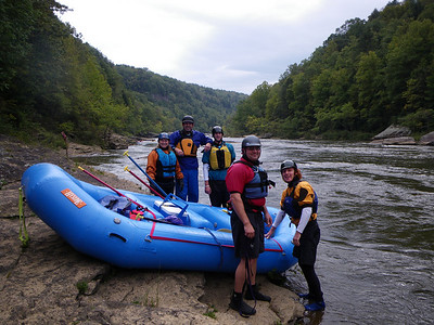 Lower Gauley 10.2.09