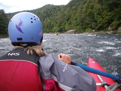 Lower Gauley 9.14.12