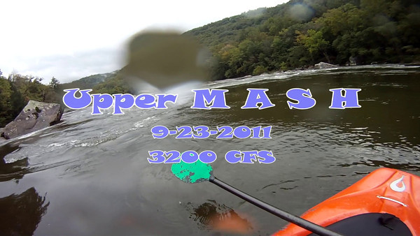 Lower Gauley 9.23.11