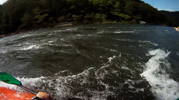 Lower Gauley 9.25.11