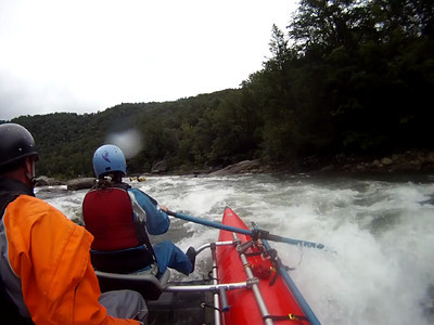 Lower Gauley 9.8.12