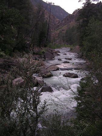 Lumber Limbo - Big Creek 2006