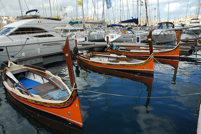 Malta - Middle Sea Race 2009