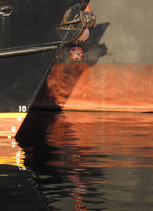 Golden buoys