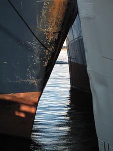Three hulls