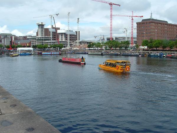 Mersey River Festival & Museum 2011 & Tall Ships 2012