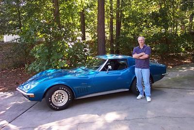 Mike Hobson Corvette Challenge