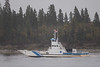 Barge Niska I headed to Moosonee.