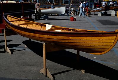 Wooden Boat Show, Newport, Rhode Island, c.87