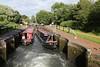 Aldermaston Lock 1st July 2016