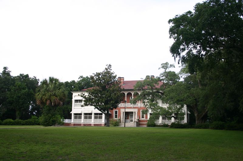 Charleston Navy Base