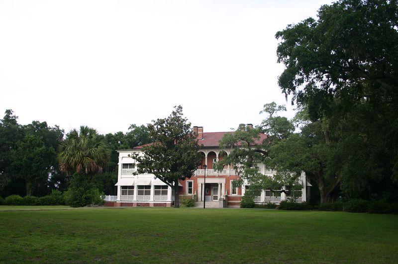 Charleston Navy Base