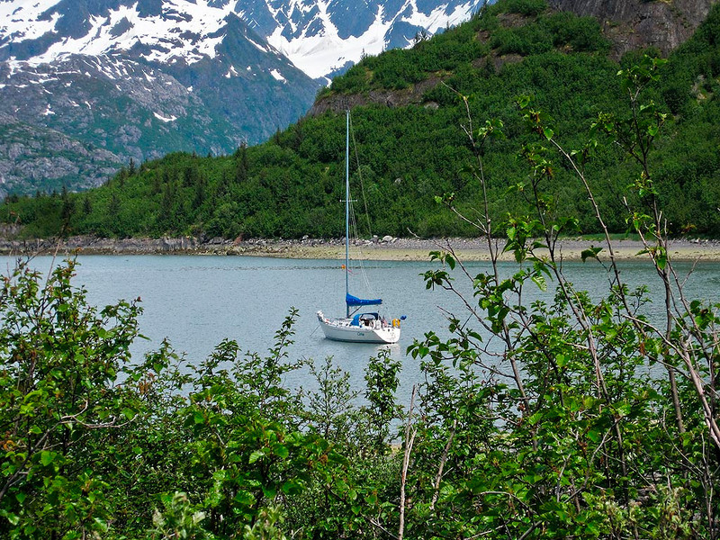 ps_1061 Anchored in Northwestern Fjord