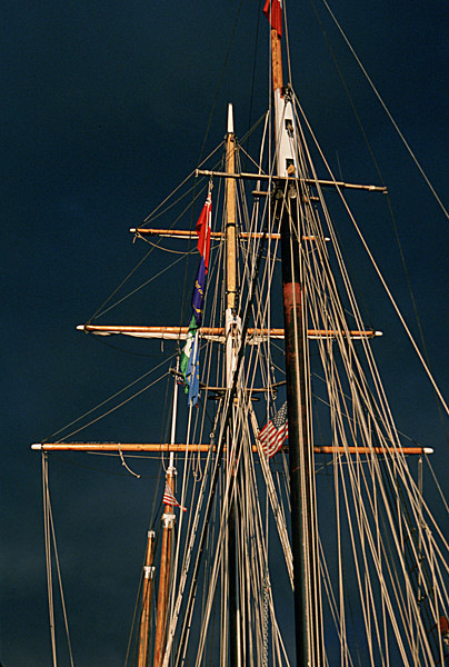 Tall Ship Masts