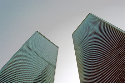 I use this photo as my Facebook profile every 9/11.  RIP all who lost their lives that day.