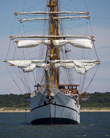 Opsail 2012 Chesapeake Bay
