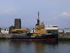 SD IMPULSE in James Watt Dock.<br /> 12th April 2008