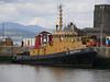 SD Dexterous in James Watt Dock.<br /> 6th June 2010.