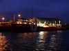 VOS OCEAN in James Watt Dock.<br /> 17th April 2009.