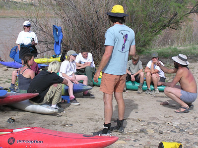 Paonia Kayak Club 2004