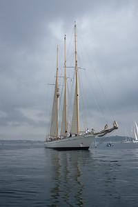 Adix, 65m Schooner.