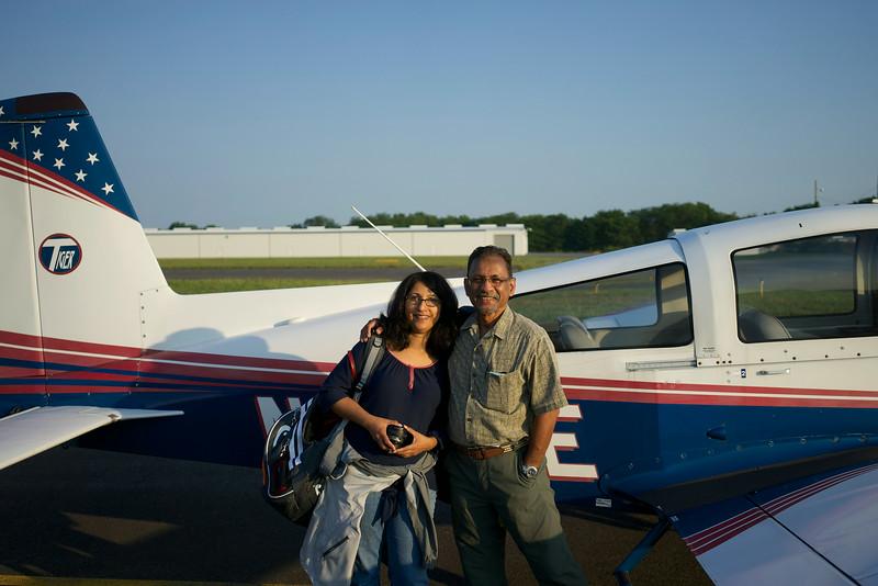 Tom & Anna Verghese (Photo by Manoj Sinha)