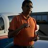 Captain Manoj Sinha: Queen City Airport pre-flight checks