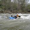 Jerry surfs Offut wave