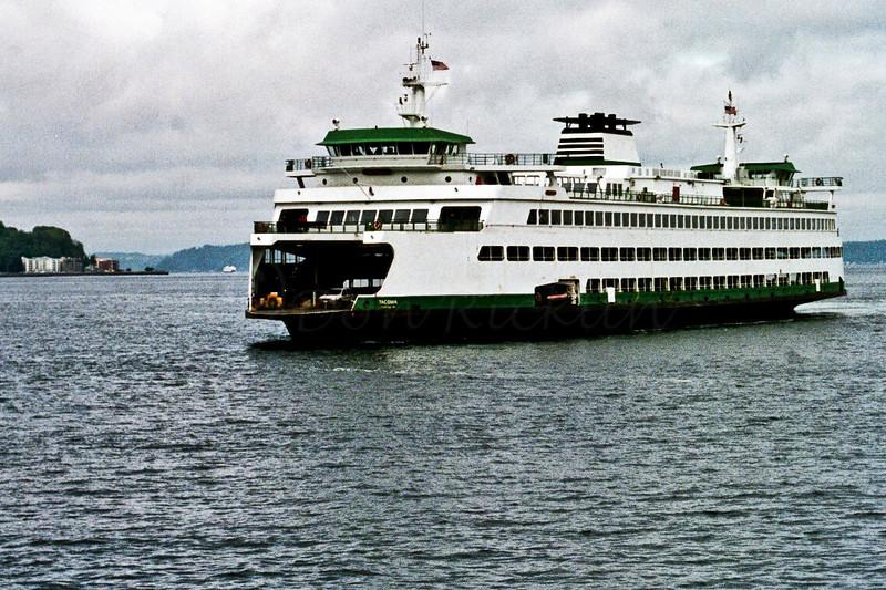 Puget Sound Ferry