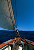 Blue water sailing