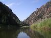 PumpHouse Run, Colorado River, Aug 2013