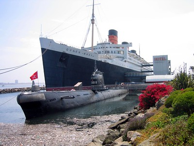 Queen Mary - Russian Submarine 7-05