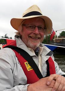Passenger: Richard Donkin.